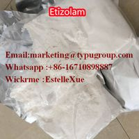 Fast delivery E tizolam CAS:40054-69-1 with competitive price Wickrme :EstelleXue