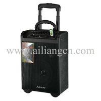 Bluetooth speaker AILIANG-USBFM-AT-08K thumbnail image