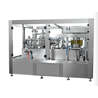 AUTOMATIC ALUMINUM CANS FILLING MACHINE