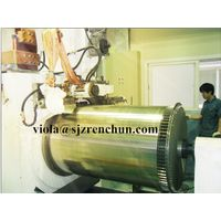Hot Sale Cone V Wire Screen Welding Machine for Coal Washing