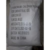 ammonium chloride 99.5% min