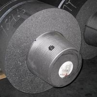 Graphite Electrode RP HP UHP for Steel Plant Length 1800mm-2700mm