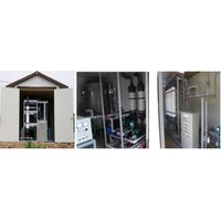 Mid & Small-scale Water Purification System(village-sized)