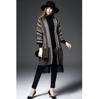 2015 europea hot sale sexy v-neck woolen dress for ladies
