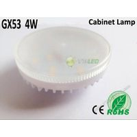 Gx53 4w  led kitchen cabinet lamp ceiling light wardrobe lights kitchen light corridor lights