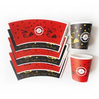 Direct Factory Price High End Custom Coffee Cups Paper