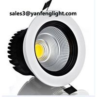 Recessed Interior LED Ceiling, Downlight, Housing Light