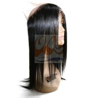 "Full Lace Celebrity Hairstyle 10""-22"" Curly Gold Color Human Hair Wigs Human Hair 360 Lace Closure"
