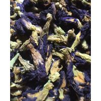 Dried Butterfly Pea Premium Quality for tea, natural color, herb