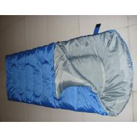 DescriptionDelivery and shipment Cozy Light Envelop Blue Sleeping Bag