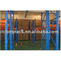 US Style Warehouse Storage Teardrop Pallet Racking typeNH13