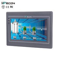 Wecon 7 inch advanced HMI LEVI8708