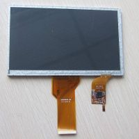 """7.0"""" TFT LCD Module 800480 With Capacitive Touch Panel"""