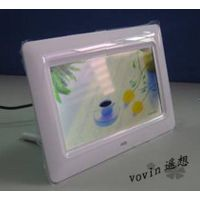7 inch plastic digital photo frame dpf070b6