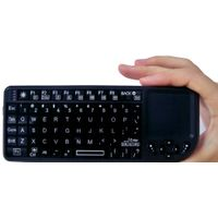 Hot 2.4G mini wireless keyboard for PC,home theatre,conference presentation,lecturing