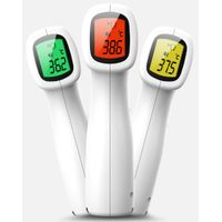 Intelligent infrared thermometer non-contact thumbnail image