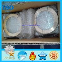 Double face alloy thrust washers,Double end alloy thrust washers,Double face bimetal thrust washers,