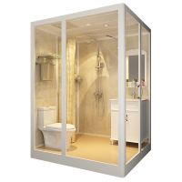 SMC Mobile Prefab Modular Bathroom Pods