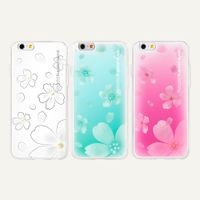 Aroma Pooding Mobile Case Flower Series - Cherry blossom(IPhone 6 and 6plus)