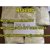 4FADB powder yellow 4fadb 99.9% purity 4fakb 4faedb crystalline In Stock(Wickr:jesseechem890) thumbnail image
