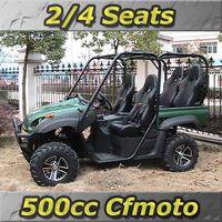 500cc Auto 4x4 Double Shock, EPA Utility Vehicle / UTV (UT500-2)