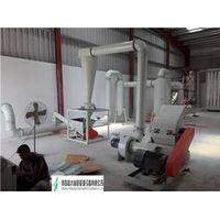 100-1000kg/h Wood flour mill