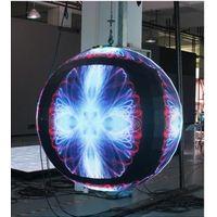 Spherical LED Display