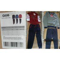 GIVOVA brand stock available, 17,000sets Men's knit jogging set TC2-389 thumbnail image