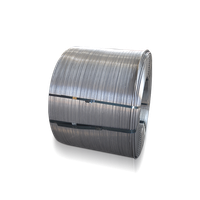 Pure Calcium Cored Wire Utilisation