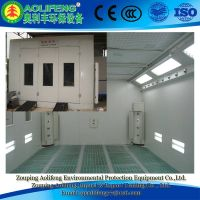 Industrial Auto Spray Painting Booth