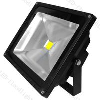 CE , RoHS , 50W Outdoor LED Flood Lights For Industrial Lighting thumbnail image