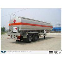 36 cbm fuel tanker