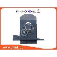 120kg cast steel rail cilp