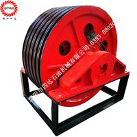 Factory Manufacture Supply Drilling Rig Crane Lift Equipment Parts Hook Block Pulley