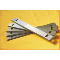 Packaging Machinery Knives Cutting Blade with flower pattern thumbnail image
