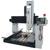 Ring die flange hole keyway milling machine for feeding and biomass pellet mill thumbnail image