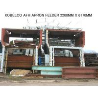 USED APRON FEEDER KOBELCO 2200MM X 6170MM MADE IN JAPAN thumbnail image