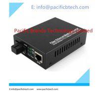 10/100/1000M BIDI Fiber Media Converter thumbnail image