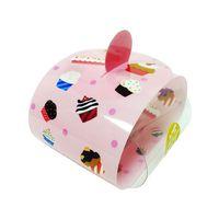Best Plastic folding cake take away packaging box thumbnail image