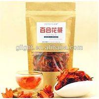 Dried Flower tea, Lily Flower Tea, Chinese Healthy Flower Tea