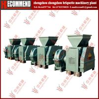 Latest technology chrome ore briquette machine-Zhongzhou 86-13783550028