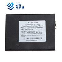 Ethernet Fiber Media Converter -1310nm SM LC -SFP 80km Fiber to Lan Converter