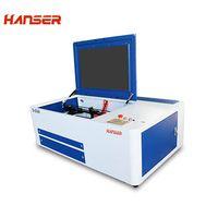 6040 laser engraver/co2 laser acrylic cutting machine 60w 80w thumbnail image