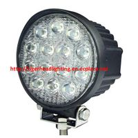 Epistar 42W LED Work Light applied to Earthmover,trailer