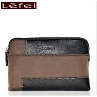 Lafite authentic male top-grade waterproof nylon handbags fashion business caught hand bag