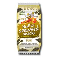 Healthy Seaweed Snack Curry Flavor thumbnail image
