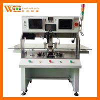 Pulse Heat  Press COF Bonding Machine/Large size LCD screen repair machine
