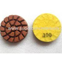 Spiral Semi Metallic Polishing Pads thumbnail image