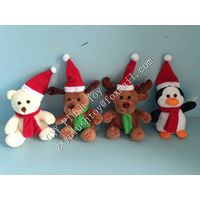 Hot Sale Plush Christmas Toys