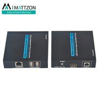 Mattzon 100m HDMI KVM Extender over Single cat5e/6 With IR thumbnail image